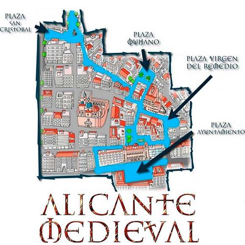 AlicanteMedieval2014_plano