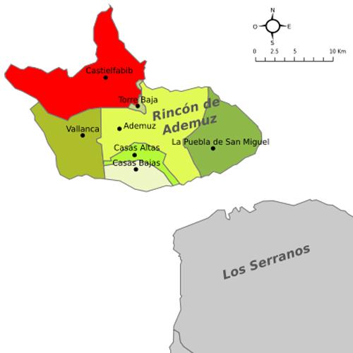 Castielfabib-Mapa_del_Rincón_de_Ademuz