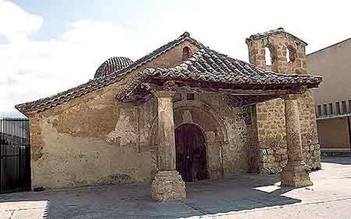 Castielfabib iglesia