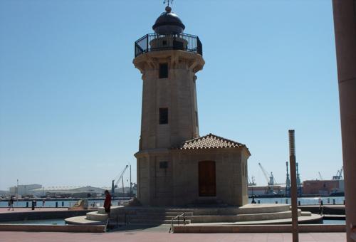 Faro castellon a la plana