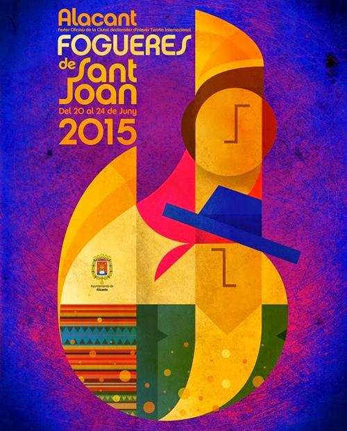 cartel-hogueras-alicante-2015