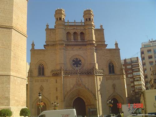 catedral-de-Castellón-España