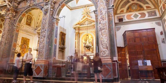 Capilla San nicolás