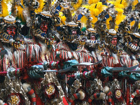 desfile Villajoyosa