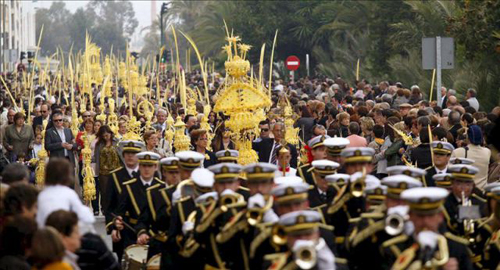 desfile domingo ramos elche