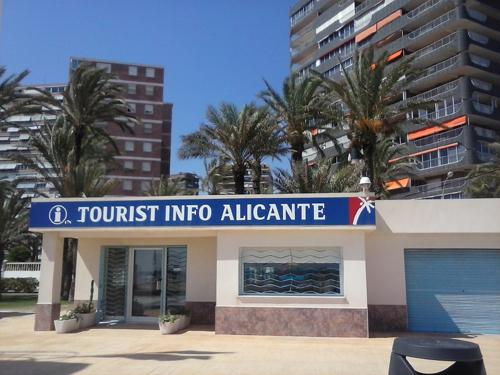 ofi turismo playa alicante