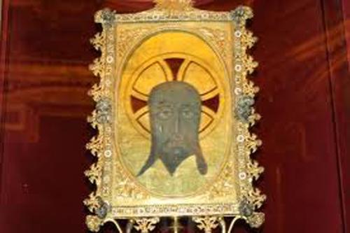 reliquia santa faz