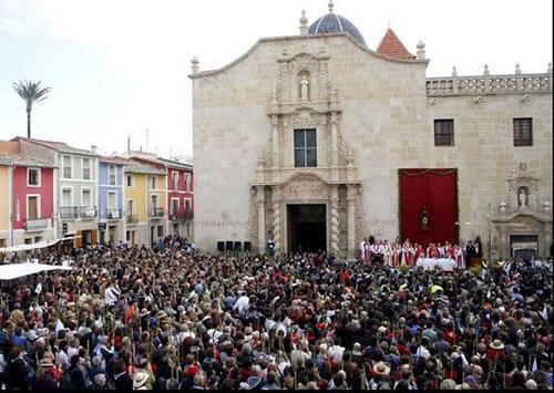 romeria plaza-santa-faz-