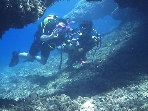 submarinismo benidorm